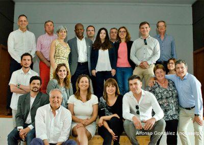 Empresarias Palencia con eMADCYL