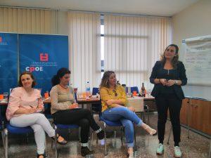 Empresarias Palencia. La Actidud del Exito