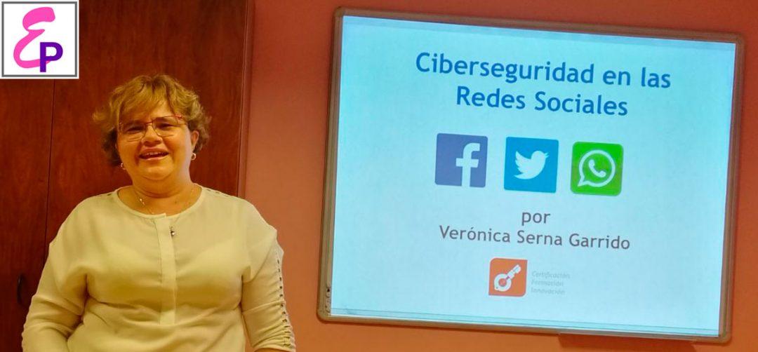 Ciberseguridad con Verónica Serna