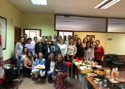 El primer aniversario de Empresarias Palencia